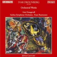 Ivar Frounberg (geb. 1950): Orchesterwerke, CD