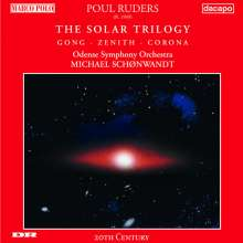Poul Ruders (geb. 1949): Solar Trilogy, CD