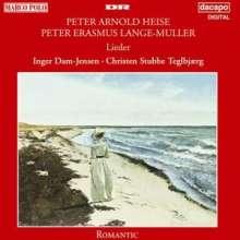 Peter Heise (1830-1879): Lieder, CD