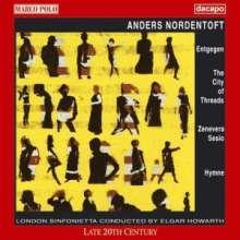 Anders Nordentoft (geb. 1957): Entgegen, CD