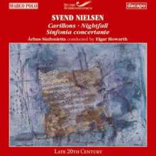 Svend Nielsen (geb. 1937): Sinfonia concertante, CD
