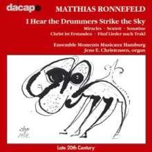 Matthias Ronnefeld (1959-1986): Werke I, CD