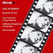 Ole Schmidt (geb. 1928): Jeanne d'Arc (Filmmusik), CD