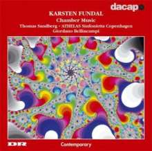 Karsten Fundal (geb. 1966): Kammermusik, CD