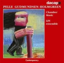 Pelle Gudmundsen-Holmgreen (geb. 1932): Kammermusik, CD