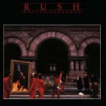 Rush: Moving Pictures, CD