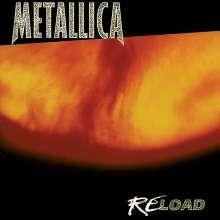 Metallica: Reload, CD