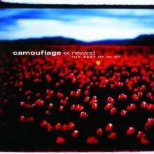 Camouflage: Rewind: The Best Of '95 - '87, CD