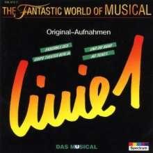 Musical: Linie 1, CD
