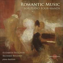 Romantic Music for Piano Four-Hands, CD