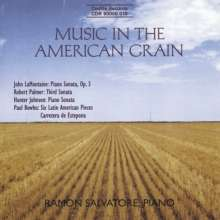 Ramon Salvatore - Music in the American Grain, CD