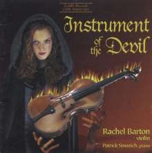Rachel Barton Pine - Instrument of the Devil, CD