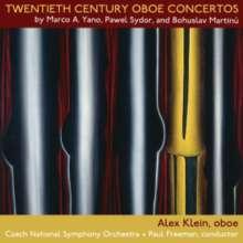 Alex Klein - Twentieth Century Oboe Concertos, 2 CDs