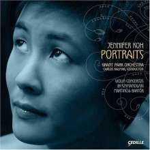 Jennifer Koh - Portraits, CD