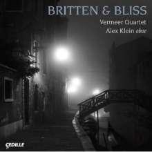 Benjamin Britten (1913-1976): Streichquartett Nr.3, CD