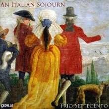 An Italian Sojourn - Italienische Kammermusik, CD