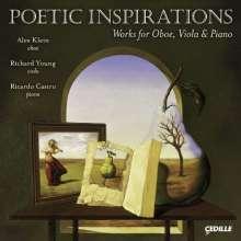 Poetic Inspirations, CD