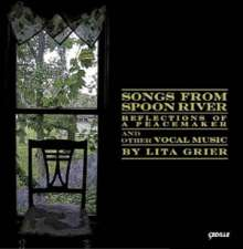 Lita Grier (20.Jh.): Songs From Spoon River, CD