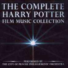 Filmmusik: Complete Harry Potter Film Music Collection, 2 CDs