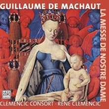 Guillaume de Machaut (1300-1377): Messe Nostre Dame, CD