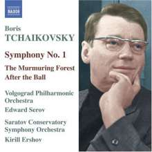 Boris Tschaikowsky (1925-1996): Symphonie Nr.1, CD