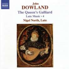 John Dowland (1562-1626): Lautenwerke Vol.4, CD