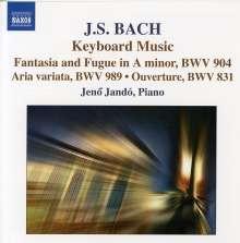 Johann Sebastian Bach (1685-1750): Klavierwerke, CD