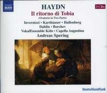 Joseph Haydn (1732-1809): Il Ritorno di Tobia, 3 CDs
