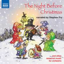 The Night Before Christmas (in engl.Spr.), CD