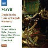 Johann Simon Mayr (1763-1845): David in spelunca Engaddi (Oratorium), 2 CDs