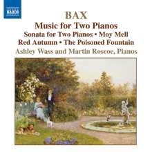 Arnold Bax (1883-1953): Klavierwerke Vol.4 (Werke für 2 Klaviere), CD