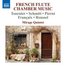 French Flute Chamber Music, CD