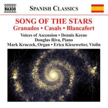 Voices of Ascension - Song of the Stars, CD
