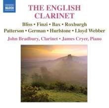 John Bradbury - The English Clarinet, CD