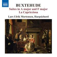Dieterich Buxtehude (1637-1707): Cembalowerke Vol.3, CD