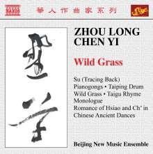 Wild Grass - Chinesische Musik des 20.Jahrhunderts, CD