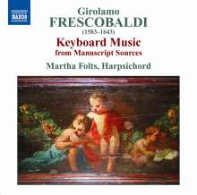 Girolamo Frescobaldi (1583-1643): Cembalowerke, CD
