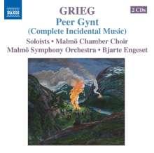 Edvard Grieg (1843-1907): Peer Gynt op.23, 2 CDs