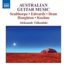 Aleksandr Tsiboulski - Australian Guitar Music, CD