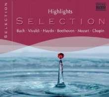 Naxos Selection: Highlights Selection, CD