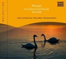 Naxos Selection: Mozart - Eine kleine Nachtmusik, CD
