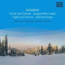 Naxos Selection: Schubert - Nacht & Träume/Ausgewählte Liede, CD