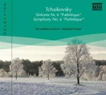 Naxos Selection: Tschaikowsky - Symphonie Nr.6, CD