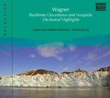 Naxos Selection: Wagner - Berühmte Ouvertüren & Vorspiele, CD