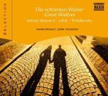Naxos Selection: Die schönsten Walzer, CD