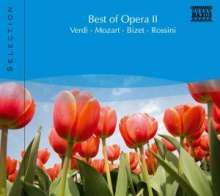 Naxos Selection: Best of Opera Vol.2, CD