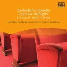 Naxos Selection: Zauberhafte Operette, CD