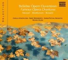 Naxos Selection: Beliebte Opern-Ouvertüren, CD