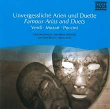 Naxos Selection: Unvergessliche Arien & Duette, CD