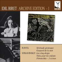 Idil Biret - Archive Edition Vol.1, CD